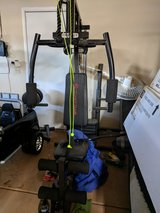 Gym set in Yucca Valley, California