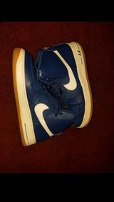 Nike Air Force Ones Size 12 in Fort Campbell, Kentucky