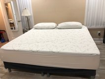 King Size Bed and Frame in Fort Campbell, Kentucky