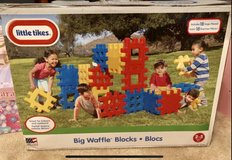 Giant Waffle Blocks by Little Tikes in Sugar Grove, Illinois