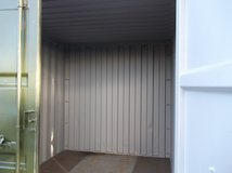 """10ft x 8ft x 8ft 6"""" (approx.) New Build Shipping / Storage Container - Dimensions & weights in Iwakuni, Japan"""