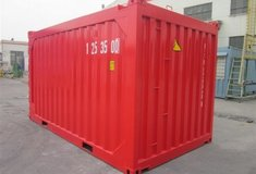 15ft Storage container in Iwakuni, Japan