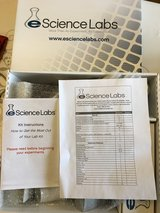 Physical Science escience Lab Kit in Okinawa, Japan
