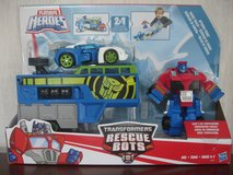 Transformers Rescue Bots Lot in Okinawa, Japan