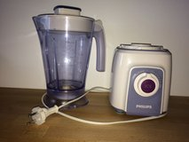 Philips HR2160 Blender with Pulse and Ice Crush, 600 Watt - 220V - USED in Vicenza, Italy
