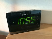 Sony ICFC414 Clock Radio DUAL VOLTAGE (2 of 2) - USED in Vicenza, Italy