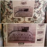 King size bedding in Beaufort, South Carolina