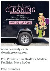 Commercial and Residential Cleaning. in Perry, Georgia
