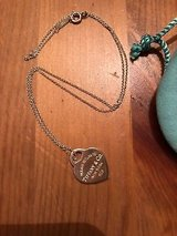 Tiffany heart necklace, Vera Bradley in Quantico, Virginia