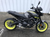2018 Yamaha MT-09 in Wilmington, North Carolina