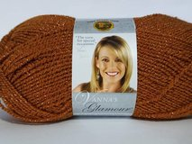 Brand New Vannas Glamour Yarn, Bronze in Peoria, Illinois