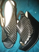 Size 10 women wedges... never worn.. in Hopkinsville, Kentucky
