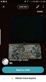 women's tiger wallet in Fort Campbell, Kentucky