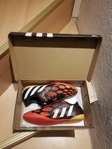Adidas absolado kids indoor soccer shoes in Ramstein, Germany