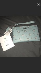 Authentic Coach Wristlet NWT in Warner Robins, Georgia