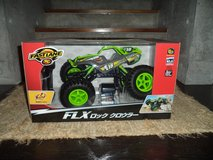 Fast Lane 4WD remote control rock crawler car in Okinawa, Japan