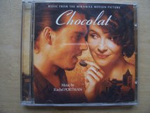 CD:  Music from Chocolat in Wiesbaden, GE