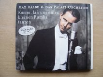 CD:  Max Raabe & Das Palast Orchester in Wiesbaden, GE
