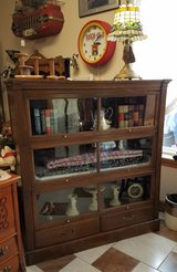 Antique Milinary Cabinet in Fort Leonard Wood, Missouri