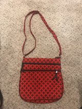 Vera Bradley Red & Black Crossbody in Baytown, Texas