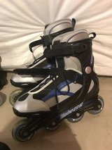 Inline skates -adult size 8- in Quantico, Virginia