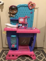 doc mcstuffins vet center in Conroe, Texas