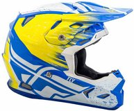 NEW!! FLY Racing Helmet - MX DOT ECE in Baytown, Texas