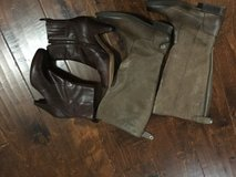 Leather Brown Boots in Conroe, Texas