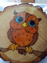 Pyrography Art/Wood-burned Art in Alamogordo, New Mexico