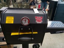 Smoking Cajun grill by r&v works brand new in Leesville, Louisiana