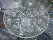 Gorgeous Sparkly XL Glass Bowl in Aurora, Illinois