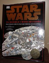 Incredible Cross-Sections of Star Wars: The Ultimate Guide to Star Wars Vehicles in Glendale Heights, Illinois