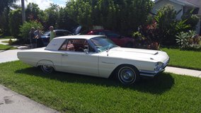 1964 Ford Thunderbird Classic in Camp Lejeune, North Carolina
