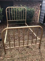 Antique metal bed frame in Moody AFB, Georgia
