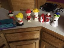 PEANUTS / CHARLIE BROWN AVON COLLECTIBLES *** In Original Boxes *** in Fort Lewis, Washington