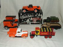 Die Cast Metal Bank Truck Collection Wolverine Brass Weil-McLain in Oswego, Illinois