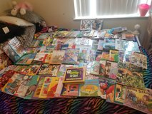 TONS of childrens books in 29 Palms, California
