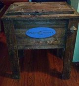 Wood cooler in Kingwood, Texas
