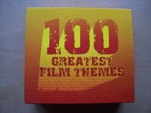 6 CD set of the 100 Greatest Film Themes in Stuttgart, GE