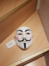 *Brand New* Guy Fawkes mask in Ramstein, Germany