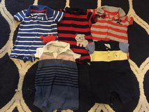 Boys 6 Month Clothes in Kingwood, Texas
