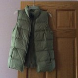 Puffy and warm vest by Gap. Rarely used. in Bolingbrook, Illinois