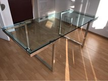 0,9x2m Glas table Design in Stuttgart, GE