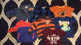 6 Month Boys Tops & Jackets Lot in Kingwood, Texas