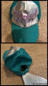 Hat Mermaid for life in Houston, Texas