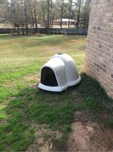 XL dog house in Fort Polk, Louisiana