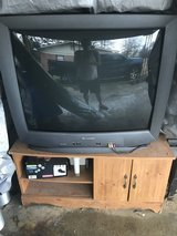 TV w/stand in Warner Robins, Georgia