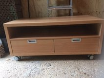 TV Table with wheels in Lakenheath, UK