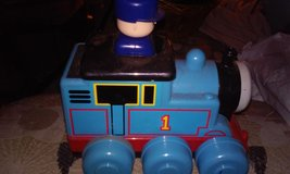 Thomas the Tank Self Moving toy in Chicago, Illinois