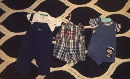 9 Month Boys Outfits Lot in Kingwood, Texas